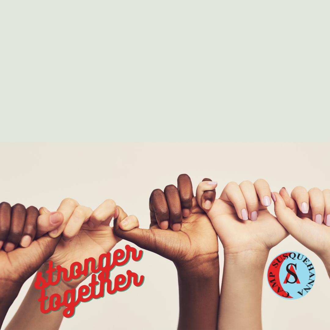 stronger together square